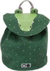 Trixie Rugzak Boekentas mini Mr. Crocodile Groen