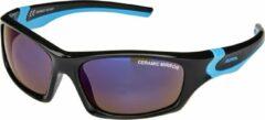 Alpina - Flexxy Teen Blue Mirror S3 - Zonnebrillen grijs/zwart
