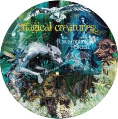 Bordspellen Harry Potter Magical Creatures Puzzle 500pc PUZZEL
