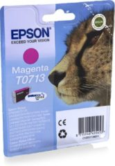 Ink cartridge magenta. with pigment inkEPSON DURABrite Ultra. in blister pack RS.