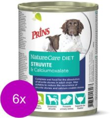 Prins Naturecare Diet Cat Struvite - Kattenvoer - 6 x 200 g