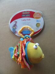 Lady fish tiny love spin my ruffles Tiny smarts