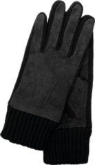 Kessler Liv dames handschoen leer – Zwart – maat 7,5