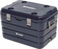 Donkerblauwe Outwell Koelbox Fulmar - 60L - Passief Blauw