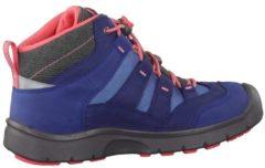 Schuhe Hikeport Mid 1018000 mit Schnellschnürsystem Keen Dress blues/sugar coral