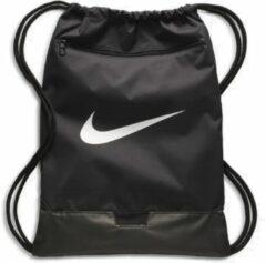 Zwarte Nike Brasilia Gym Zak tennis rugzak