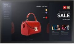 Samsung LH32PMFXTBC/EN Digital Signage display Energielabel: C (A++ - E) 81.28 cm 32 inch 1920 x 1080 pix