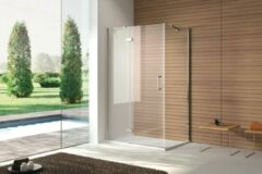 Lambini Designs Quadra douchecabine rechthoek 140x80cm