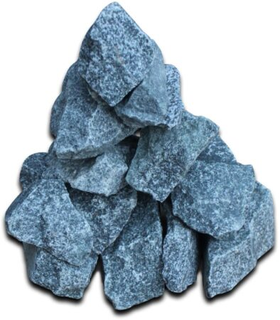Afbeelding van Blauwe Sauna & Zo Sauna stenen 15 kg