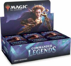Trading Card Game Magic Commander Legends D-Booster DP EN | WOTCC63230001