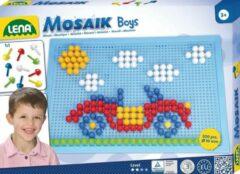 Lena - Mozaiek Boys Blauw - 200 stuks - 10 mm - Level 2
