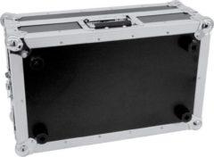 Omnitronic MCB-19, schräg, sw 6HE Flightcase (l x b x h) 350 x 545 x 240 mm