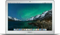Zilveren Apple Refurbished Apple MacBook Air (Refurbished) - 13.3 inch (33 cm) - Dual Core i5 1.8 - 8GB - 256GB SSD - MacOS 11 Big Sur - A-grade