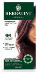 Herbatint haarkleuring - 04m mahony kastanje