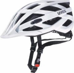 Witte UVEX I-VO CC Fietshelm, white mat Hoofdomtrek 56-60cm