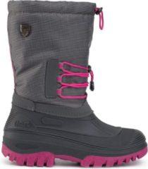 Campagnolo CMP Snowboots - Maat 34 - Unisex - grijs/roze