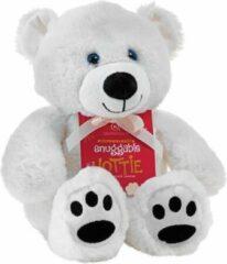 Witte Aroma Home warmteknuffel ijsbeer