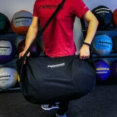 Zwarte Dynamax 2 Ball Bag