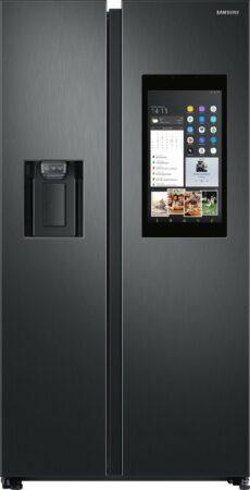 Afbeelding van Zwarte Samsung Family Hub RS68N8941B1/EF - Amerikaanse Koelkast
