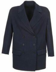 Blauwe Mantel Joseph DOBBLE