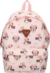 Disney Fashion Disney Minnie Mouse Rocking it Rugzak - 18,06 l - Perzik