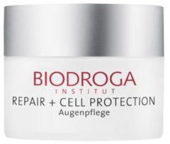 Biodroga Gesichtspflege Repair + Cell Protection Augenpflege 15 ml