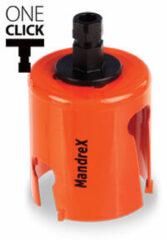Mandrex MX gatenzaag multi purpose (TCT) - Gatzaag 24 mm