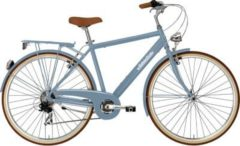 28 Zoll Herren City Fahrrad 6 Gang Adriatica... blau, 50cm