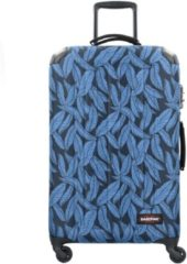 Tranzshell M 4-Rollen Trolley 67 cm Eastpak leaves blue