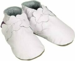 Witte Starchild babyslofjes blooming all white