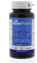 5-htp plus van Sanopharm : 60 tabletten