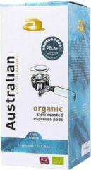 Australian Homemade Australian Espresso Pods decaf - 4 x 126 gram - UTZ Organic