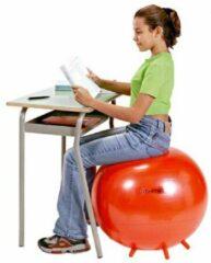 Gymnic Ledraplastic Gymnic Sit'n'Gym 55 BRQ - Zitbal - Rood - Ø 55 cm