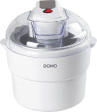 Witte Domo roomijsmachine do2309l