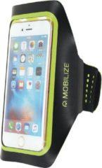 Mobilize MOB-22104 mobiele telefoon behuizingen Armband doos Zwart, Groen, Geel