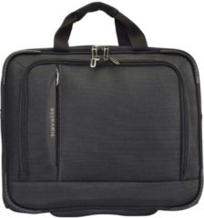 CrossLITE 2-Rollen Business Trolley 47 cm Laptopfach Travelite schwarz