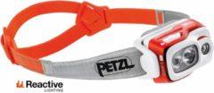 Petzl - Swift RL Strirnlampe - Hoofdlamp rood/grijs