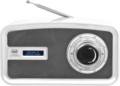 Trevi DR 792 R DAB/DAB+ und FM-Radio mit RDS - weiß