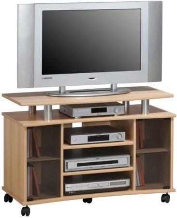 Afbeelding van Bermeo Tv-meubel Jelly 100 cm breed in edel beuken