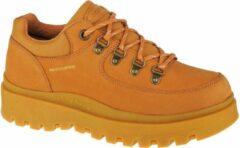 Skechers Shindigs-Cool Out 44333-WTN, Vrouwen, Bruin, wandelschoenen, maat: 35,5 EU
