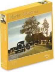 Art Revisited Martin Sijbesma - De Slachtedijk - Puzzel 1000 stukjes