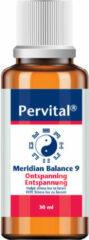 Pervital Meridian Balance 9 Ontspanning 30 ml