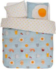 Covers & Co Sunny Side Up - Dekbedovertrek - Tweepersoons - 200x200/220 cm + 2 kussenslopen 60x70 cm - Multi kleur