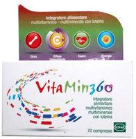 Sofar Vitamin 360 multivitaminico multiminerale 70 compresse astuccio 9310 g