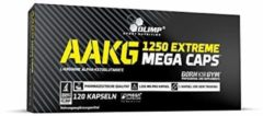 Olimp supplements AAKG eXtreme 1250 Mega Caps - 120 capsules