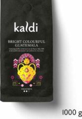 Kaldi Koffiebonen Bright Colourful Guatemala - 1000 gram