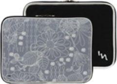 "TnB T'nB SLR153 notebooktas 39,1 cm (15.4"") Opbergmap/sleeve Grijs"