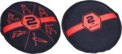 Pure2Improve Powerbag - zwart/rood