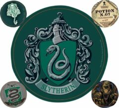 Groene Harry Potter Slytherin Stickers (Green)