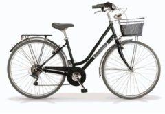 MBM Trekkingbike 28 Zoll ' Silvery' Woman Schwarz MBM Schwarz